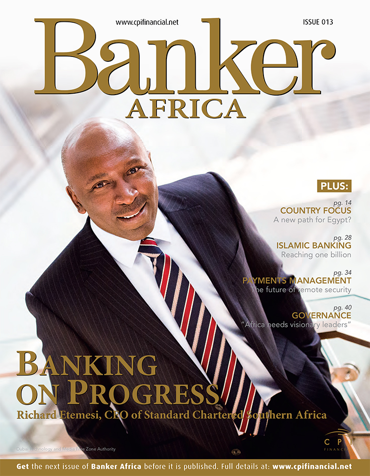 Banker Africa issue 13 cover BLOG